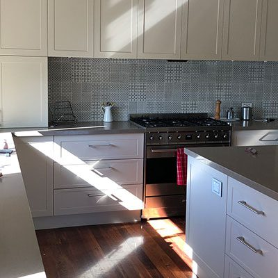 Kitchen cabinets and renovations proudly made by Gryphon